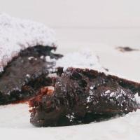 Fondant au chocolat Géant