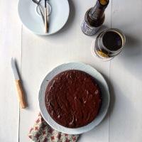 Chocolate Stout Cake (Gâteau au chocolat et à la bière)