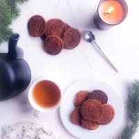 Jødekager, biscuits à la cannelle
