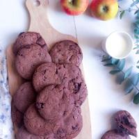 Cookies au sarrasin et chocolat