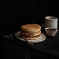 Les meilleurs pancakes au levain