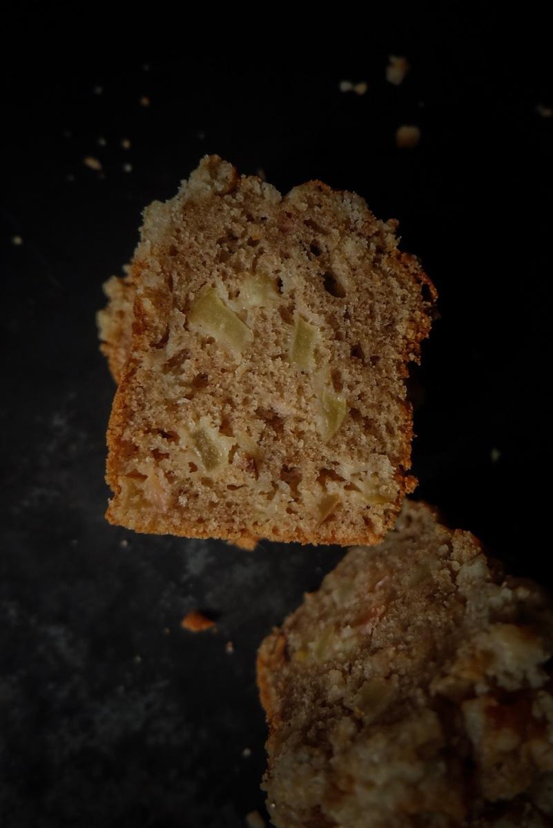 Le crumble cake de Yotam Ottolenghi par Valérie