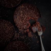 Tarte au chocolat de Christophe Felder